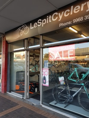 Iconic Le Spit Cyclery For Sale