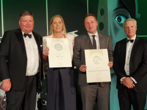GALLERY: Impact wins sustainability medal at National Print Awards