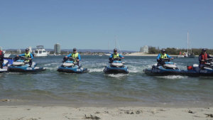 New Maritime Enforcement Teams on the water in Queensland