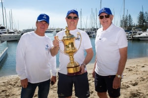 Cuneo's crew the Envy of Sydney Gold Coast Race