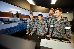 Re-shaping Australia's Navy