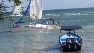 Missing Polish yacht drifts to Tobago