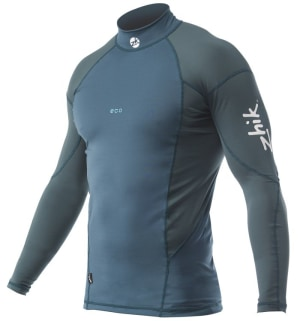 Zhik's ECO Spandex Rash Vest - made from 100% recycled materials