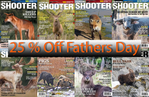 Get Dad Sporting Shooter for Fathers Day - Save 25%