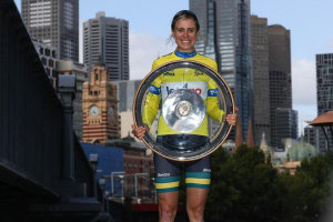 Brodie Chapman Wins First Ever UCI Sanctioned Women's Herald Sun Tour