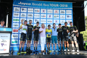 Will Five Ascents Of Arthurs Seat Decide The Winner Of The 2019 Herald Sun Tour?