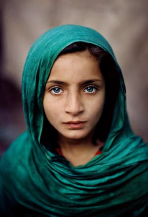 Steve McCurry announces new Afghanistan retrospective book