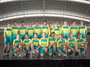 Commonwealth Games:  Australia's 36-Member Cycling Team Announced