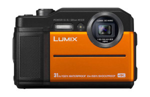 Panasonic announce new Lumix FT7 action cam