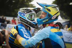Sam Hill snatches EWS win in Austria-Slovenia