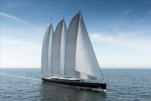 World's largest aluminium yacht concludes sea trials