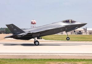 Latest F-35 deal marred by crash
