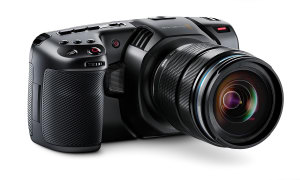 Blackmagic announce new 4K pocket cinema camera
