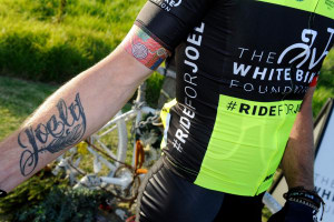 From Heartbreak To Hope As The White Bike Foundation Spread #Think2 Message