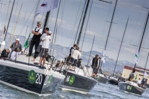 Farr 40 World Championships 2014 highlights
