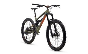 Polygon reveals new enduro bike