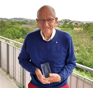 OK Dinghy Legend Göran Andersson inducted into OKDIA Hall of Fame
