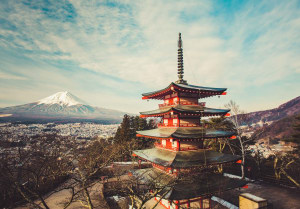 Photo tips: The 5 best places to shoot Mt Fuji, Japan