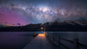 Who won our May 'Night Sky' photo comp?