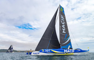 Rolex Fastnet Race: MACIF pipped at the post by Maxi Edmond de Rothschild