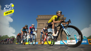 Paris & France Now Ready To Ride On Zwift