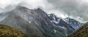 Image Doctor: Arthurs Pass, New Zealand