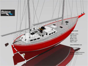 Joshua one-design class yacht to be inaugurated in the 2022 edition of the Golden Globe Race