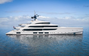 Benetti announces first megayacht to fly the Chinese flag