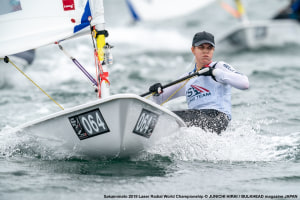 Laser Radial Worlds qualifying concludes