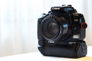 Shooting with an $80 DSLR gives better results than you might expect