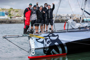 Charal shakes off competition to claim IMOCA 60 Rolex Fastnet Race honours