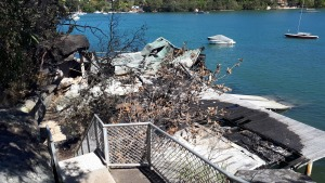 Arsonist blamed for Lane Cove Skiff Club fire that destroyed youth fleet