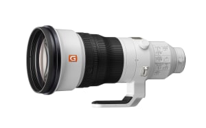Sony FE 400mm f/2.8 GM OSS lens