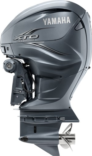 New Yamaha V8 425 XTO (Extreme Offshore) outboard