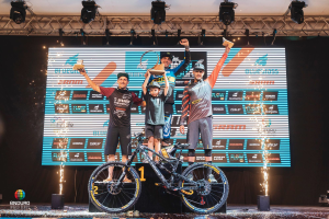 Sam Hill wins second straight EWS crown