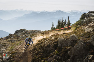 Eyes on EWS prize as Sam Hill claims second in Whistler