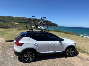 Volvo XC40 Review: A Cyclist's Perspective