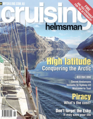 Safety and security top of the Cruising Helmsman June issue agenda