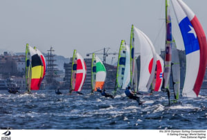 49er late addition to Pan Am Games 2019
