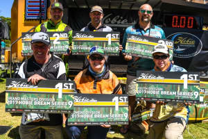 Hobie Kayak Bream Series 9, Round 1 wrap: Marlo, Victoria