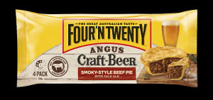 Patties Foods launches craft-beer-in-a-pie