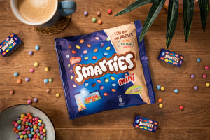 Smart thinking: Smarties' recyclable packaging