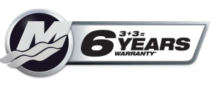 Mercury's new six-year warranty