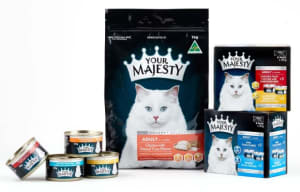 Marque wins design praise for Woolworths' cat food