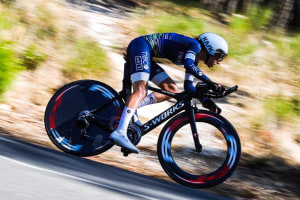 Sarah Gigante & Luke Durbridge Power Into 2020 To Win RoadNats Time Trials