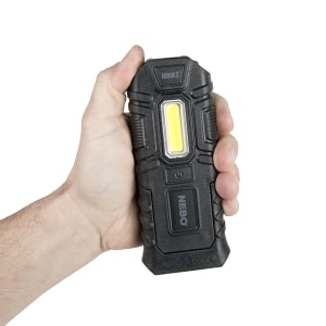 The Nebo Armor 3 flashlight
