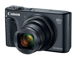Canon announce PowerShot SX740 HS with 40x zoom lens and 4K