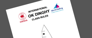 New Class Rules published for OK Dinghy Class