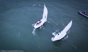Women's Match Racing Worlds down to the final four