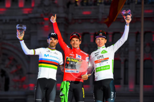Primoz Roglic Wins '19 Vuelta, Team Jumbo-Visma's First Grand Tour Win